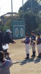 宮代町スポーツ少年団育成大会(4年生以下)に参加しました。
